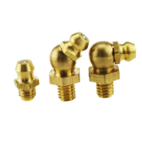 Grease Nipple Brass M6 All 2